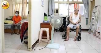 【疫情悲歌】麻痺兒中風母也失業 靠「低收補助+老人年金」強撐
