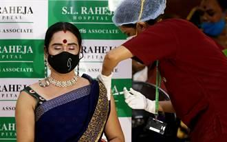 印度實戰Delta成果出爐 打疫苗死亡率降至0.4%