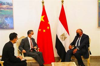 巴勒斯坦問題 王毅:歡迎巴以雙方談判代表來華直接談判