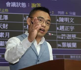 陳政聞請辭獲准 藍委:別有黨證就沒事