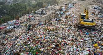人類的雙手已污染了整個地球環境,全球塑料污染問題已接近不可逆轉的臨界點