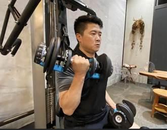 肌肉酸痛勝過未來被擊敗的心痛 顏寬恒:蹲低是為將來要跳高