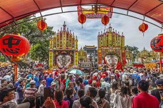 新竹縣義民祭縮小規模如期舉辦