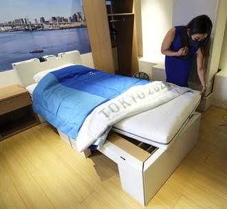 東奧選手床架為何用紙板做?美長跑名將曝驚人目的