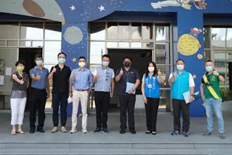 議員偕光磊醫療公益基金會 助竹縣弱勢學童遠距學習