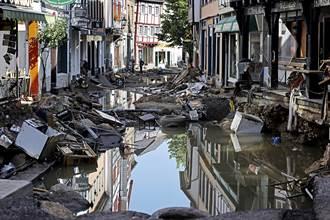 德國致命洪患奪150多條人命 學者批警報系統失靈