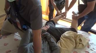 前台南議員住處遭開槍 槍手判刑逃亡5年被南打逮獲
