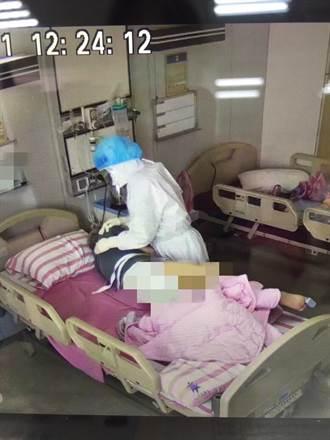 護理師分享防疫點滴 感謝民眾暖心守護