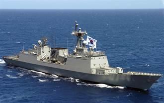 韓國軍艦爆群聚感染 逾8成人員確診
