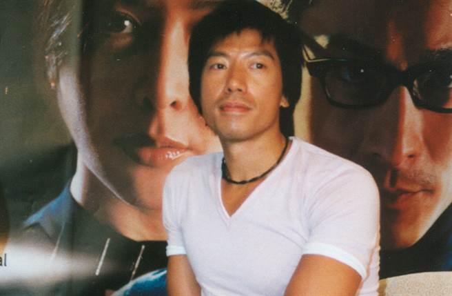 張耀揚因演出《古惑仔》系列電影中的大反派烏鴉、東星耀揚,一夜爆紅。(中時資料照片)