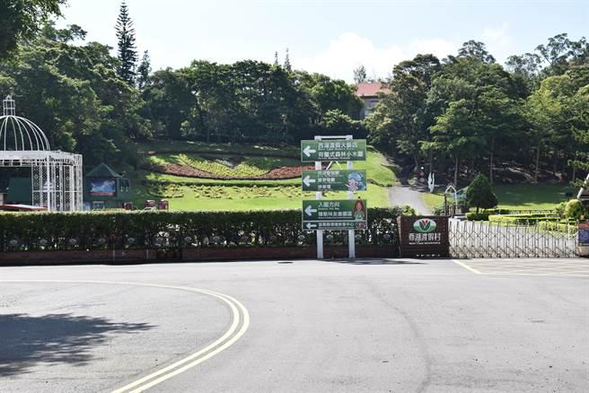 三義西湖度假村決定延至7月26日再視中央決定是否開園營業。(謝明俊攝)