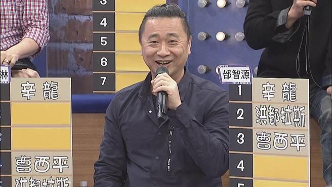邰智源2年就嗆「狗官去坐貨艙」 網挖預言片段讚先知(資料照)