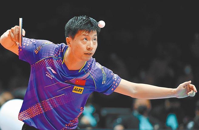馬龍是上屆奧運桌球男單金牌。(新華社資料照片)