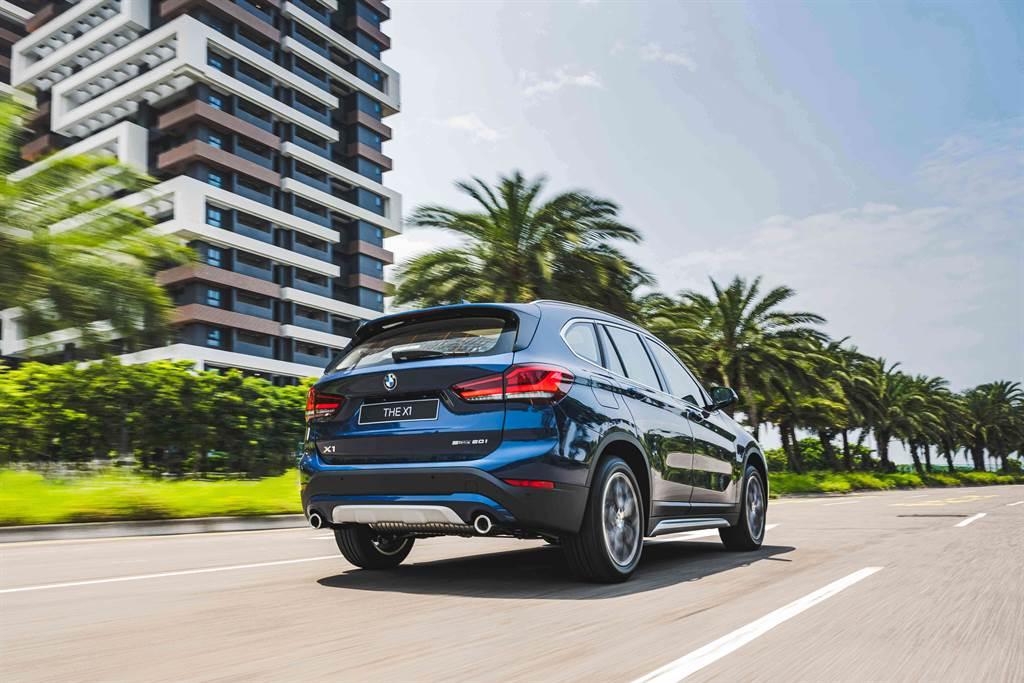 本月入主全新BMW X1 Deluxe Edition豪華版享零頭款、零首付多元分期方案。