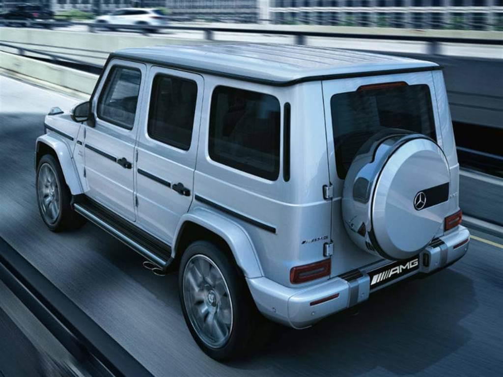 硬派越野電動車,賓士 EQG 概念車型據傳將在九月慕尼黑 IAA 車展亮相