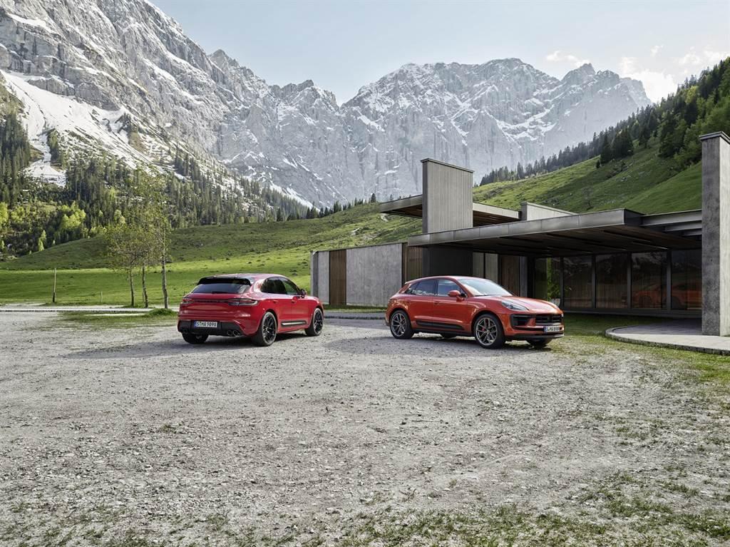 保時捷正式發表三款全新Macan車型,動力表現皆較前一世代更加強悍。