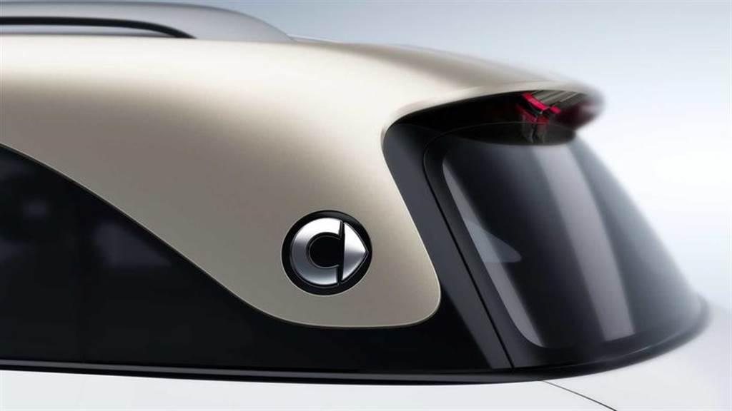 不再小巧的 Smart 電動跨界車要在 IAA 車展首秀,全新官方宣傳圖搶先曝光