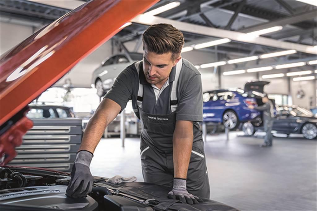 預約回廠享九大項免費車輛安全檢查。