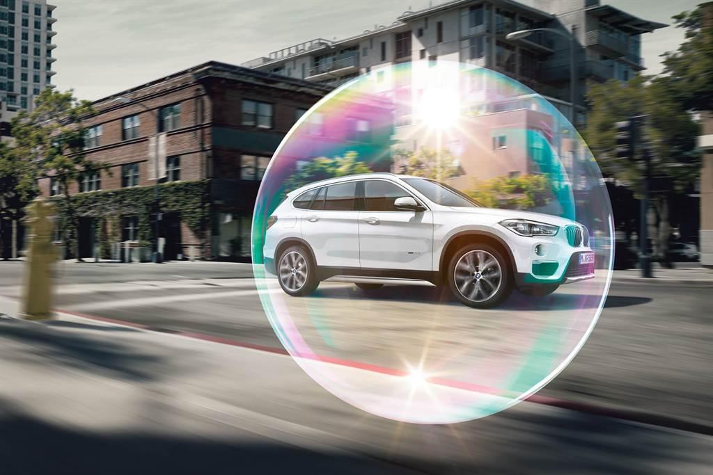 BMW CARE守護升級套裝組,讓車主安心享受舒適、豪華的車內空間。
