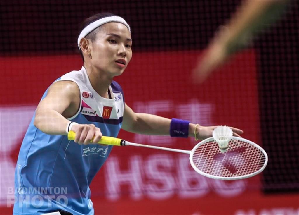 世界球后戴資穎。(圖/ 取自中時資料庫,Badminton Photo提供)