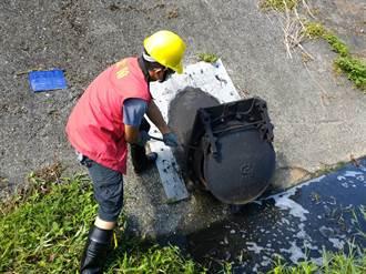 烟花颱風將至 新北抽水站預抽機制可增36萬噸滯洪量