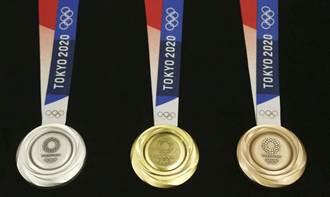東奧》獎牌榜前三 美國、大陸、ROC最被看好