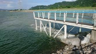 因應烟花颱風強降雨 石門水庫進行調節放水