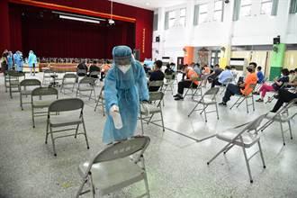 花蓮疫苗覆蓋率達25.9% 21日再為3千位教職員施打