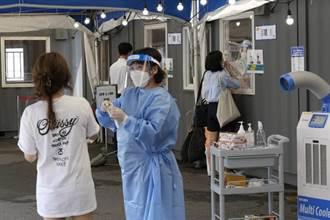 韓國確診數恐創新高 Delta變異株感染案例激增