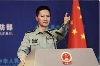 日本近期挺台 陸國防部:台灣不容干涉 日應恪守和平憲法、專守防衛