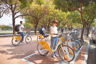 新北公共自行車系統 YouBike再得標