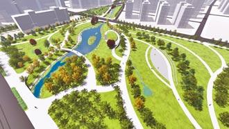 貴子坑溪將打造 26公頃親水景觀廊帶