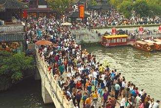 大陸人均消費 南京高居首位
