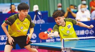 東奧》林昀儒鄭怡靜晚上8點對決東道主拚金牌戰門票