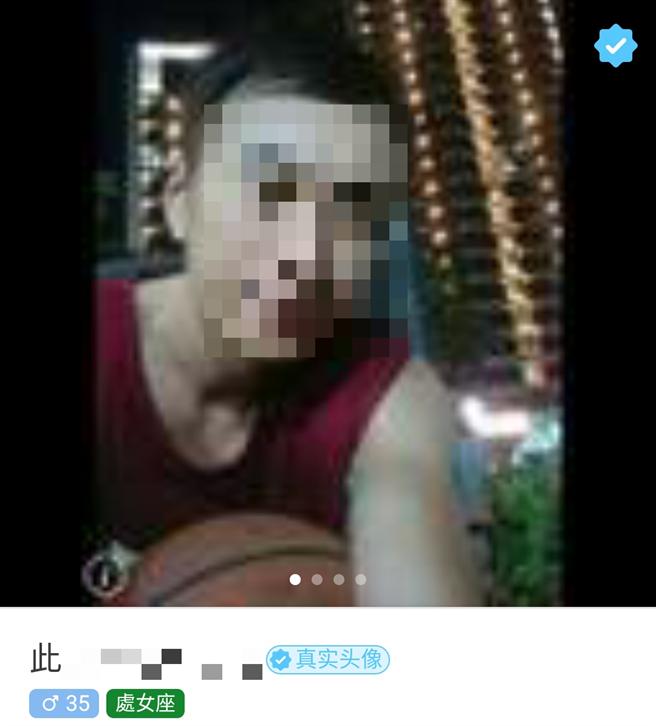 邱嫌利用帥氣照片鎖定單親女子行騙。(翻攝照片/林郁平台北傳真)