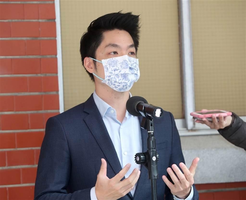 國民黨立委蔣萬安被視為下一屆台北市長的熱門人選。(中時資料照/鄭任南攝)