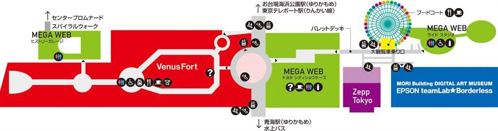 愛車迷又少了一個去處!東京台場 MEGA WEB 12/31 結束營業