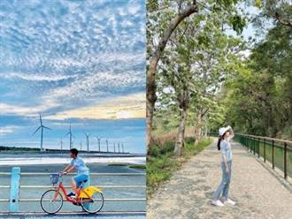 用腳踏車體驗台中之美 5條鐵馬迷必騎的台中自行車道!