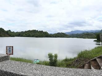 白河水庫逼近滿水位 今上午10時調節性放水