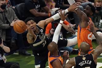 NBA》字母哥完全爆發 公鹿射日相隔50年奪下總冠軍