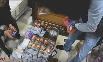 剛退伍就販毒還買手槍防身 開機械化毒品分裝廠搶市場遭逮