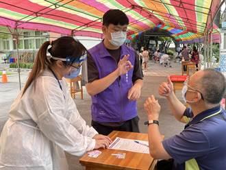 防疫不漏接 服務無障礙!台中社會局協助身障者接種疫苗