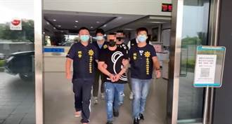 竹聯幫以債務糾紛為由押人 警逮8嫌掃蕩不法組織