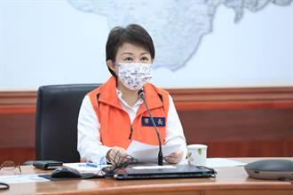 因應西北颱烟花來襲  盧秀燕坐鎮防汛整備會議