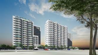 台南再增614戶只租不售社會住宅 2024年完工