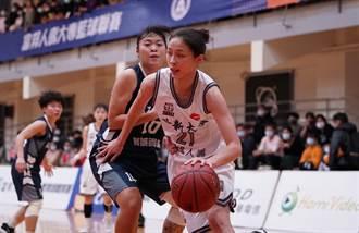 WSBL》史上首次線上選秀會 世新謝津宛當上狀元