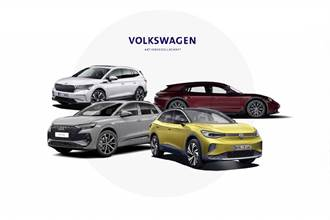 Volkswagen集團2021上半年各品牌純電動車總交付量翻倍