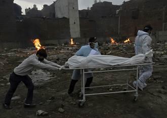 因新冠而死的人數遭低估10倍 研究披露印度死亡黑數原因