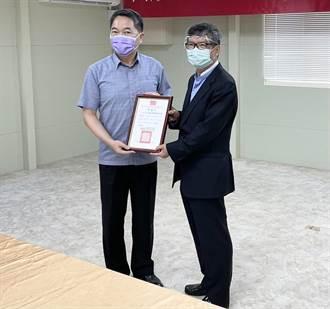 感念員警防疫期間辛勞  南港輪胎榮譽董座捐健康餐盒