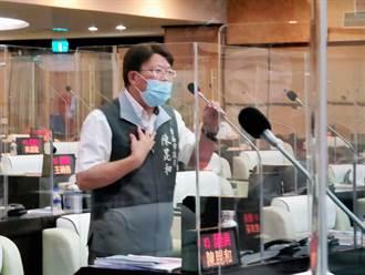 發展太陽能光電「誰拿好處」? 台南市議員邀黃偉哲發誓被回嗆